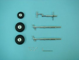 Oleo struts for Hetrc 90mm F16
