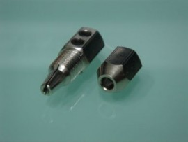 Flex cable coupling 5mm to 3.2mm