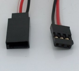Servo extension cable futaba 45cm