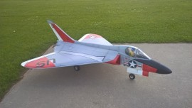 F4D-Skyray 90mm edf