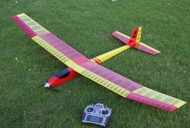 Red Eagle Glider Complete Kit
