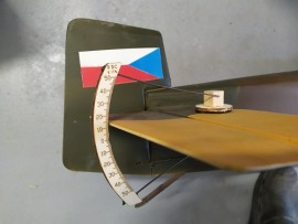 Rudder Deflection Device