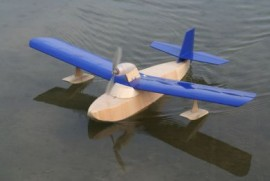 wave water airplane