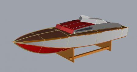 Vintage RC Model Boats - RBCkits Online Shop